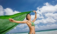 GROUPON: 41% Off Spray Tanning Fit To Be Tan