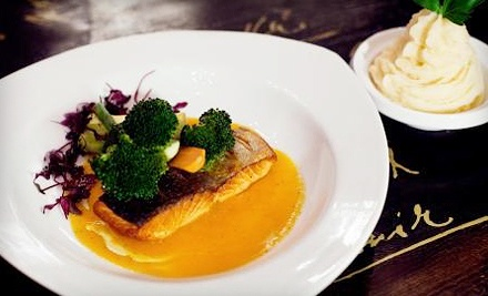Upscale Russian Feast with Drinks for Two at Onegin (Up to 58% Off). Two Options Available.