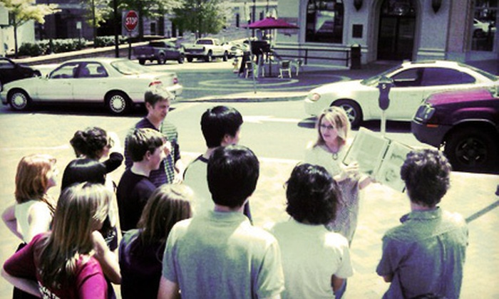 Herstory Asheville & Urban Trail Tours - Multiple Locations: Historical Walking Tours from Herstory Asheville & Urban Trail Tours (Up to 58% Off). Six Options Available.