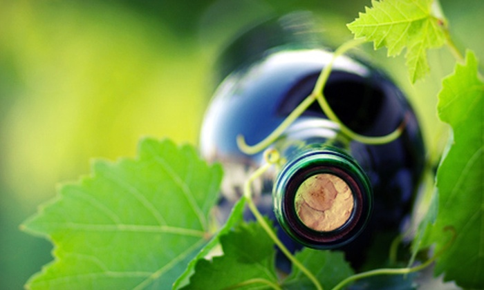 Heart of Virginia Wine Trail - South Anna: April Fool's Wine Festival Outing for Two at James River Cellars Hosted by Heart of Virginia Wine Trail in Glen Allen (Half Off)
