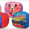 $19 for a Kids' Cartoon Beanbag Chair