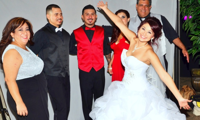 John Sanchez Photography - Fresno: Wedding-Photography Package with Options for Slideshow and Video from John Sanchez Photography (Half Off)