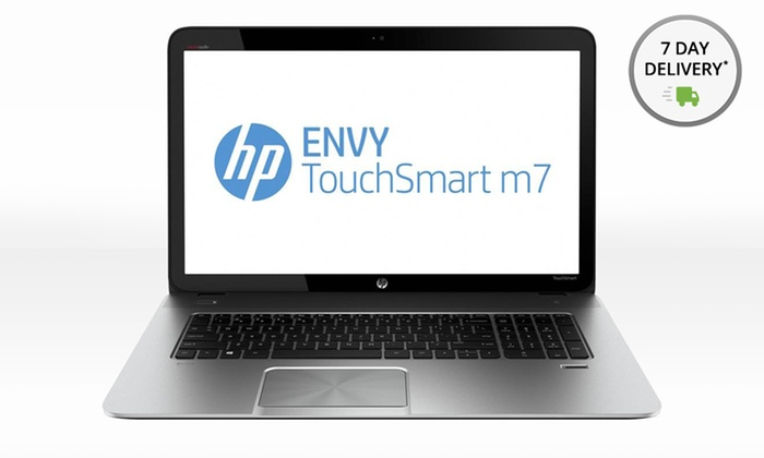"HP Envy 17.3"" TouchSmart Full 1080p HD Laptop: HP Envy 17.3"" TouchSmart Full 1080p HD Laptop with Beats Audio (M7-J020DX) (Manufacturer Refurbished). Free Returns."