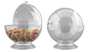 Chef Buddy Sweets andTreats Bowl with Lid