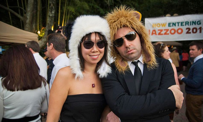 Zoo Atlanta - Eastside: $125 for Jazzoo at Zoo Atlanta on Saturday, September 13, at 5:30 p.m. ($175 Value)