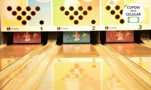 Center Bowling: 1h ou 2h de boliche (opção com petisco ou pizza e balde de bebidas) na Center Bowling – Caruaru