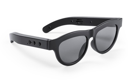 One or Two Pairs of Sunglasses with Built-In Speaker