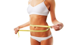 Slim Spa: 2, 4, or 6 Ultrasonic-Cavitation Sessions or 3 or 5 Infrared Sauna Dome Sessions at Slim Spa (Up to 77% Off)