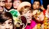 Whitehead Ventures LLC. - Mojo Booths - Worcester: Four- or Five-Hour Photo-Booth Rental with Unlimited Prints from Mojobooths - Northeast (Up to 54% Off)
