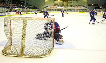 Ice Hockey: Edinburgh Capitals v Dundee Stars, 3 September at Murrayfield Ice Rink (Up to 33% Off*)
