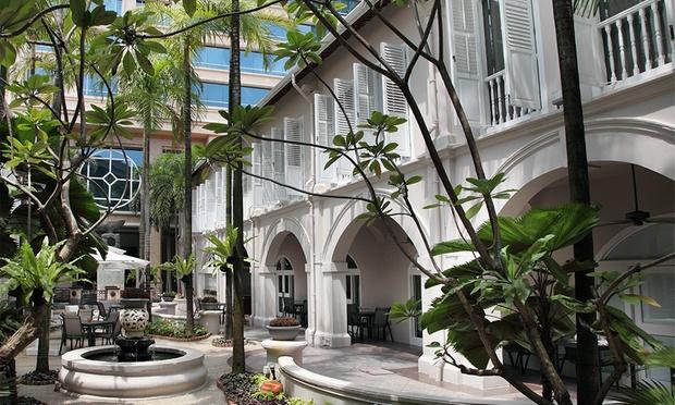 Singapore: 5* Award-Winning Hotel 4