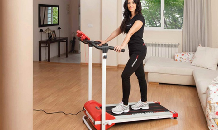 tapis de course pliable groupon shopping