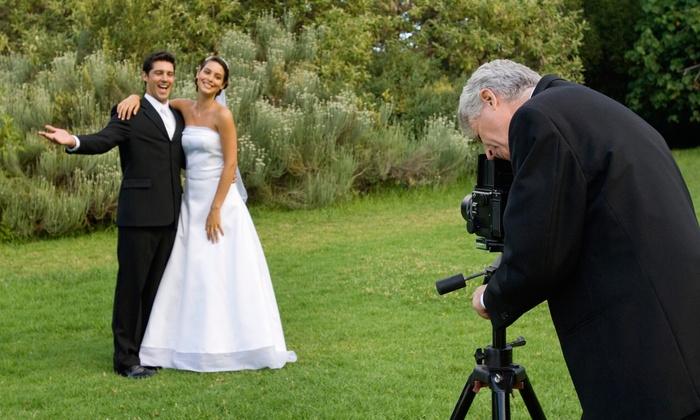 Jealous Melon Photography - Tulsa: $549 for $999 Worth of Wedding Photography — Jealous Melon Photography