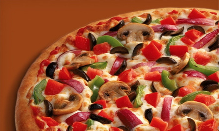Frankie's Pizza - Multiple Locations: $12 for $25 Worth of Pizza at Frankie's Pizza