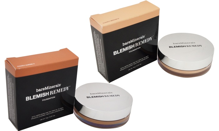 Up To 29 Off On Blemish Remedy Foundation Groupon Goods