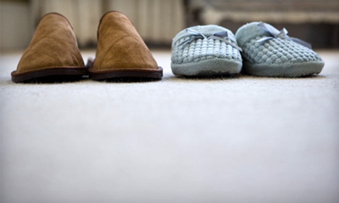 Personal Touch Carpet and Floor Care - Piedmont Triad: One or Two Carpet-Cleaning Sessions for Up to Four Rooms from Personal Touch Carpet and Floor Care (Up to 72% Off)