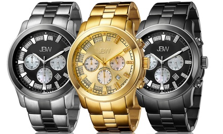 JBW Delano Men's Chronograph Watches