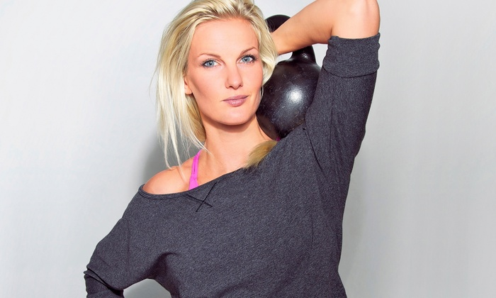 Trident Russian Kettlebell Training - Stafford: 5, 10, or 15 Fitness Classes at Trident Russian Kettlebell Training (Up to 81% Off)