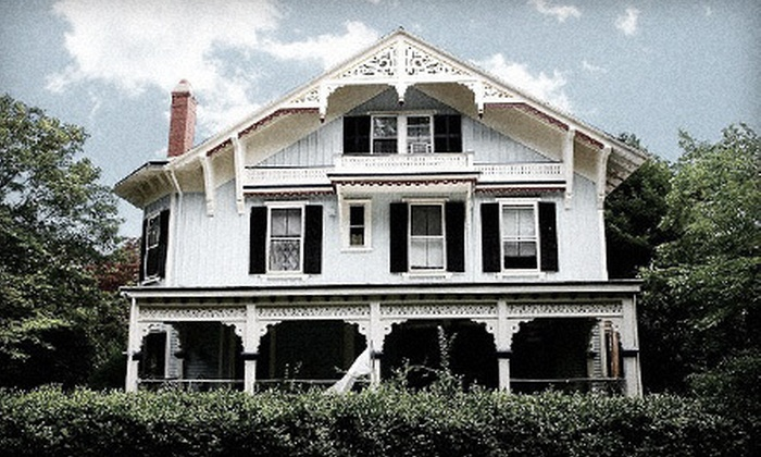 Newport Murder Mystery and Architects Inn - Newport: $799 for a Two-Night Stay for Two with a Murder-Mystery Package and Most Meals at Architect's Inn (Up to $1,600 Value)