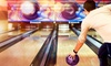 Bowling und Lasergame