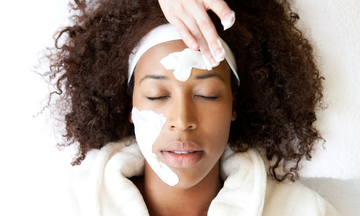 Facial Spa - New York: 60-Minute Deep-Cleansing Facial, 20-Minute Stomach-Slimming Treatment, or Both at Facial Spa (Up to 70% Off)