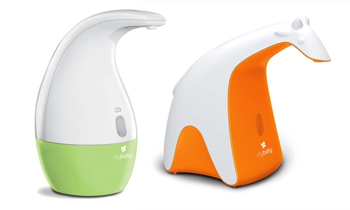Mybaby Automatic Dispensers Groupon Goods