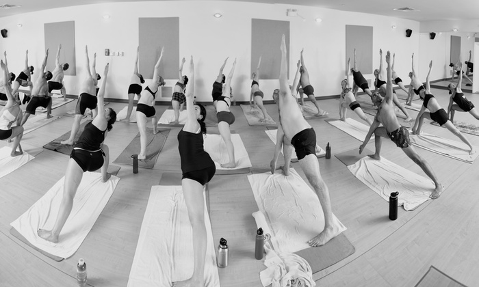 Bikram Yoga Mississauga - Erindale: C$39 for 10 Bikram Yoga Classes at Bikram Yoga Mississuaga (C$150 Value)