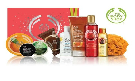 $15 for $30 Worth of Natural Skincare, Gifts, Makeup, Hair, Fragrance and Body Care Products at The Body Shop.