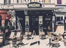 Eetcafé Bacchus: Keuzemenu met vlees of vis vanaf 17,49€ bij Eetcafé Bacchus in Antwerpen bij de MAS