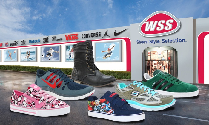 photograph about Wss Printable Coupon identify Wss shoe warehouse discount codes 2018 / 411 generate discounts