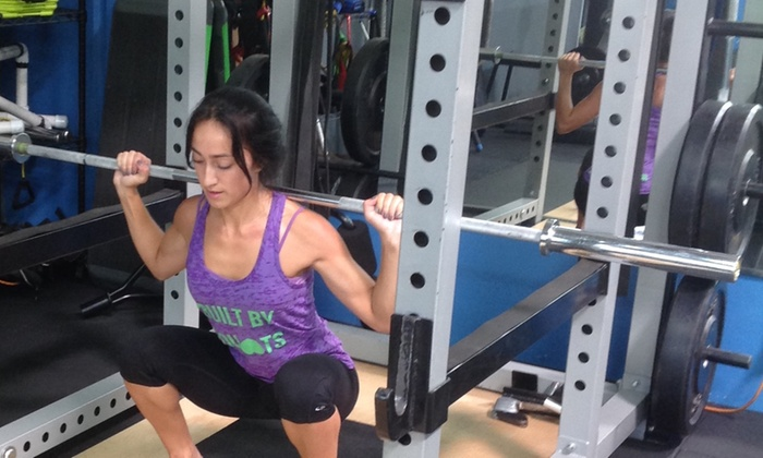 Evolution Of Jlx Fitness - South Arroyo: Four Personal Training Sessions at Evolution Of Jlx Fitness (65% Off)