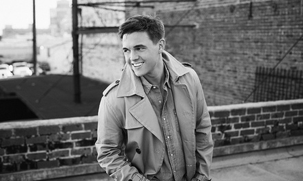 Jesse McCartney at Mercury Ballroom on July 29 at 7:30 p.m. (Up to 60% Off)