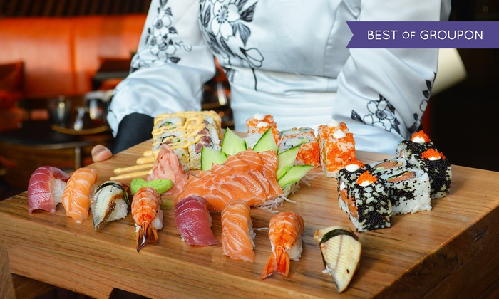 Smoking Doll - Multiple Locations: Up to AED 300 Toward Asian Food and Drinks at Smoking Doll, Two Mall Locations (Up to 46% Off)