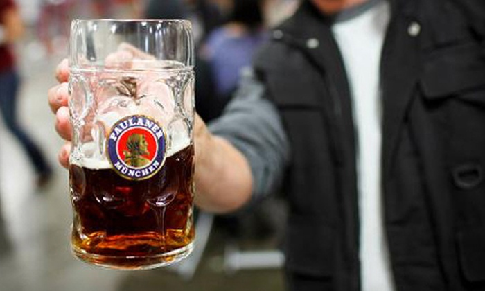 Oktoberfest Northwest - Washington State Fair Events Center- Puyallup: $12 for a Full Weekend at Oktoberfest Northwest at Puyallup Fair & Events Center on October 5–7 (Up to $25 Value)