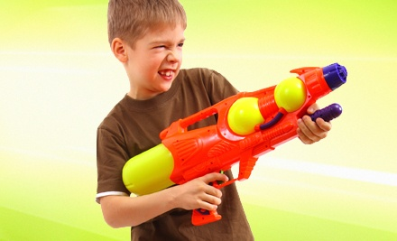 90-Minute Nerf War Party for up to 20 Kids (a $449 value) - USA Karate & Fitness in Springfield