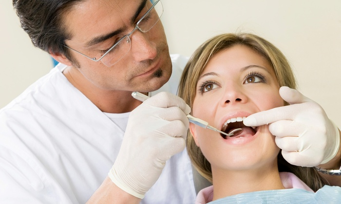 The Houston Dental Group - Highland Hills: $50 for a New-Patient Dental Exam with X-rays at The Houston Dental Group ($178 Value)