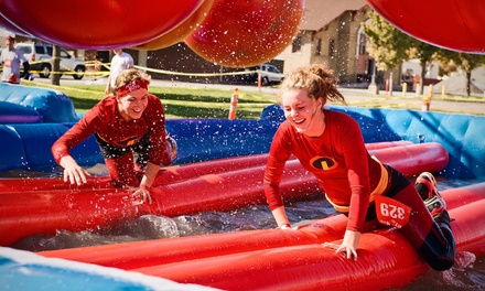 Hit and Run 5K Obstacle-Course Entry for One or Two on Saturday, July 19, at 9 a.m. (Up to 48% Off)