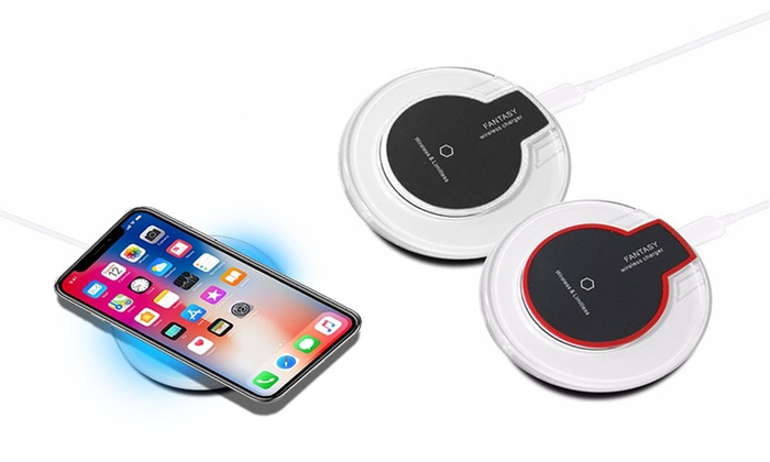 Caricabatterie wireless Qi-Pad