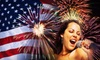 """""""Celebrate America"""" - Downtown San Bernardino: """"Celebrate America"""" Concert for Two or Four at California Theatre in San Bernardino on June 30 (Up to 82% Off)"""