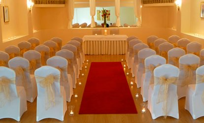 image for Wedding Package for 50 Day and 80 Evening Guests at The Bridge Hotel Wedding Venue