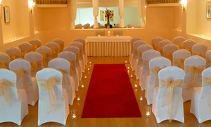 The Bridge Hotel Wedding Venue: Wedding Package for 50 Day and 80 Evening Guests at The Bridge Hotel Wedding Venue