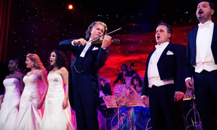 André Rieu's And The Waltz Goes On Tour - Sleep Train Arena: André Rieu's And the Waltz Goes On Tour at Sleep Train Arena on Friday, March 15, at 8 p.m. (Up to 47% Off)