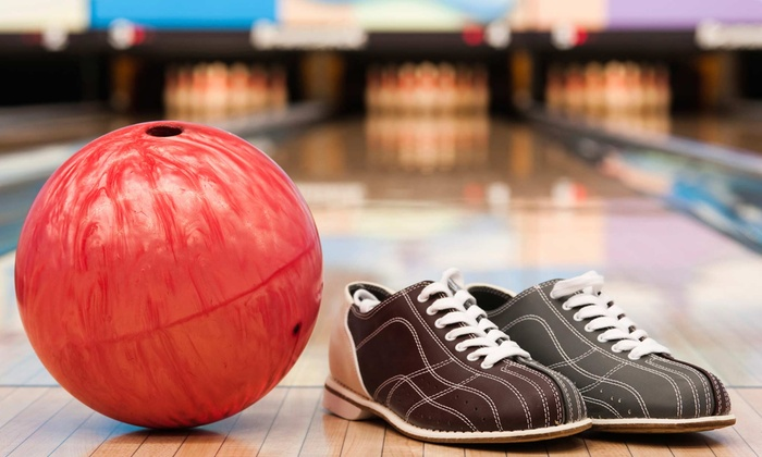 Port Jeff Bowl - Port Jefferson Station: Two Games of Bowling for Two with Shoe Rentals and Optional Soda (Up to 43% Off)