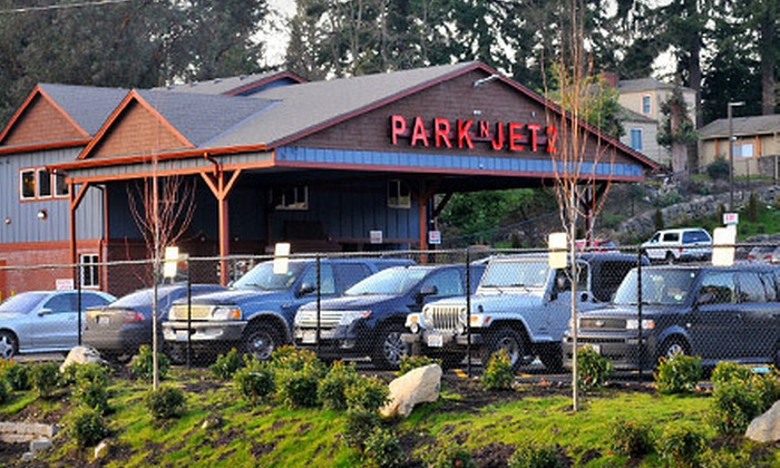 Park N Jet Lot 2 - Park N Jet Lot-2 (Seattle / Burien): $15 for Three Days of Airport Parking with Free Shuttle Service at Park N Jet Lot 2 ($30 Value)