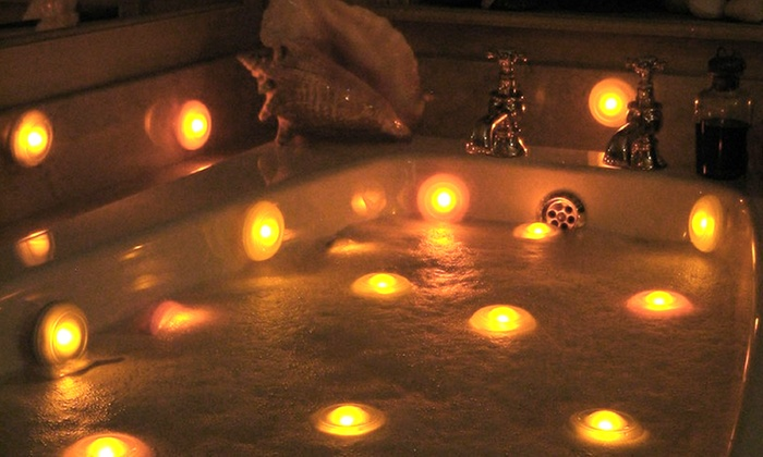 Colour Changing Spa Lights | Groupon