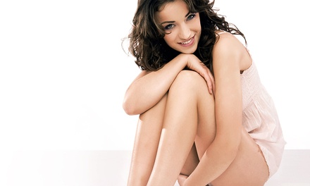 Laser Hair-Removal Treatments at The Face Company (Up to 79% Off ). 12 Options Available.