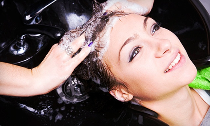 Lather Lounge Salon - Ramsey: One or Three Haircut Packages with a Lather and Deep Conditioning at Lather Lounge Salon in Ramsey (Up to 63% Off)