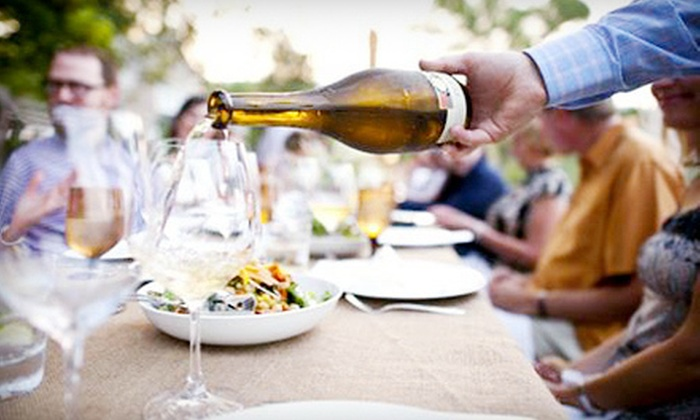 Deerfield Beach Wine & Food Festival Grand Tasting Event - Quiet Waters Park: $50 for Admission to the Deerfield Beach Wine & Food Festival ($103.75 Value)