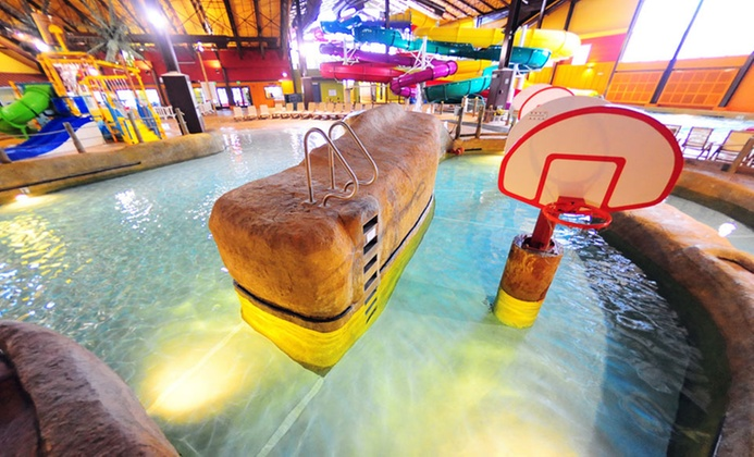 White Mountains Resort with Indoor Water Park