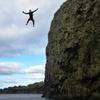 Rock Scrambling and Cliff Jumping